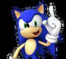 Sonic the Hedgehog 4: Episode I sprites