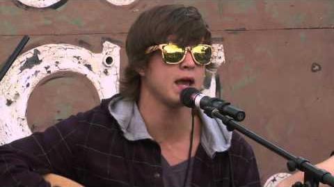 "Tyler Festa Sings Maroon Five's ""Sunday Morning"""