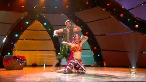 Will (with Kathryn) - Bollywood