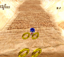 Sonic and the Secret Rings stages