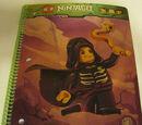 Ninjago Lloyd Spiral Notebook