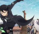 Sword Art Online Episode 08