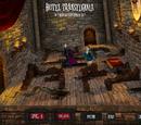 Dracula's Maze Game
