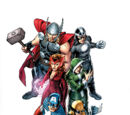 Avengers Unity Division (Earth-616)/Gallery