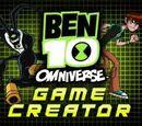 Ben 10 Omniverse: Creador de Juegos