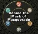 Hinter der Maske von Masquerade