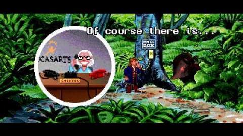 Monkey Island 2 Special Edition - LeChuck's Revenge
