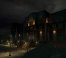 El fantasma ronda a medianoche