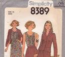 Simplicity 8389 B