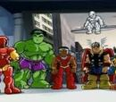 Super Hero Squad Sezon 1 1
