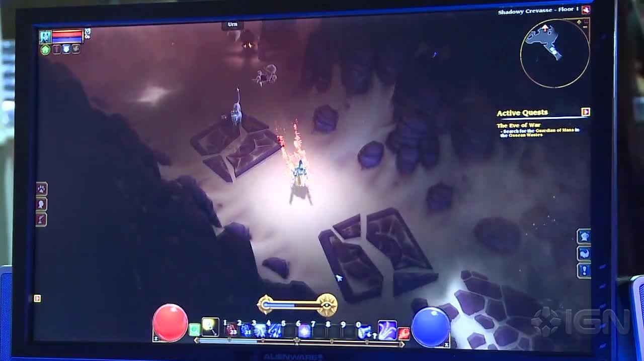 Torchlight II - Developer Commentary
