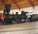 B&O locomotives