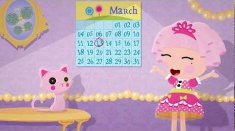 Lalaloopsy™ Webisode 1 Jewel Sparkles' Un-Birthday Party