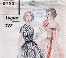 Vogue 9732 A