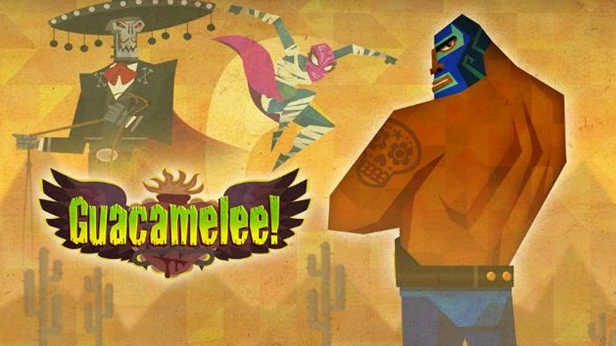 Guacamelee! - Co-op Developer Commentary
