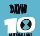"""Contenido de """"David 10: Reliquias Alienígenas"""""""