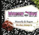 Pamiętnik Wawerly de Ragon