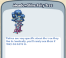 MeadowShine Fairy Tree