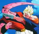 Super Vegetto vs. Super Buu (Gohan Absorbido)