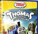 Thomas and the Storyteller (Thai DVD)