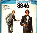 Simplicity 8846 A
