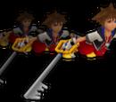 Habilidades Kingdom Hearts II