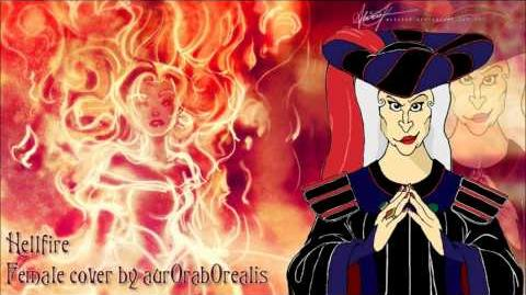 【Hellfire】 Aurora's Female Cover ♀