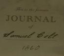 Diário de Samuel Colt