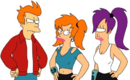 Futurama Fry Leela daughter.png