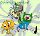 Adventure Time : El origen de los héroes