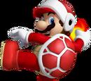 Mario Boomerang di Fuoco
