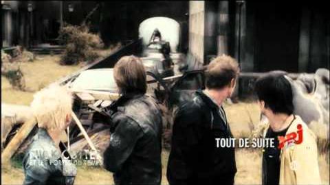 BA Nick Cutter Les Portes du Temps Saison 3 Tout De Suite Sur NRJ12