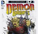 Demon Knights Vol 1 0