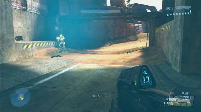 Halo 3 Xbox 360 Gameplay - Deathmatch