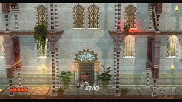 Prince of Persia Classic Xbox Live Gameplay - Meet the Dark Prince