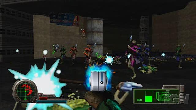 Marathon Durandal Xbox Live Gameplay - Updated Graphics