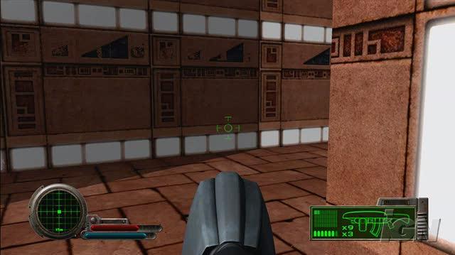 Marathon Durandal Xbox Live Gameplay - Run and Gun