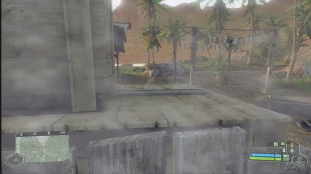Crysis PC Games Gameplay - Gameplay Montage (HD)