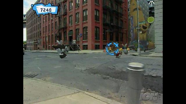 Rayman Raving Rabbids 2 Nintendo Wii Gameplay - Bunnies in NYC