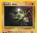 Brock's Onix (Gym Heroes 21 TCG)