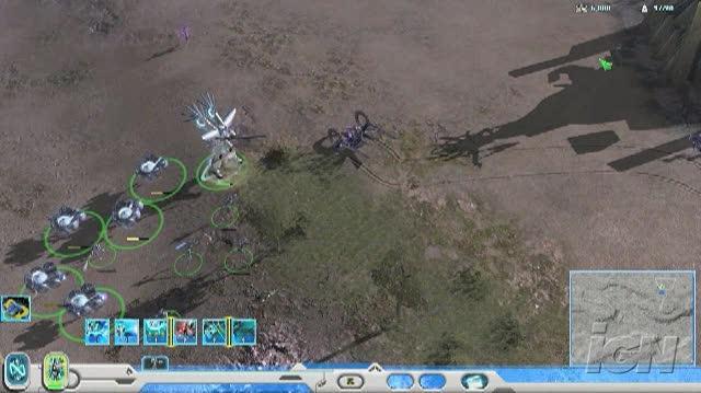 Universe at War Earth Assault PC Games Trailer - Global Mode Tutorial Part 3