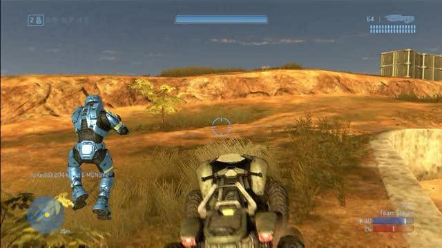Halo 3 Xbox 360 Gameplay - Standoff (HD)