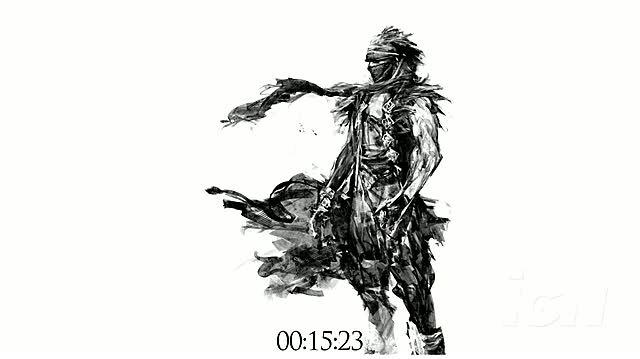 Prince of Persia Xbox 360 Feature-Behind-the-Scenes - Sketch