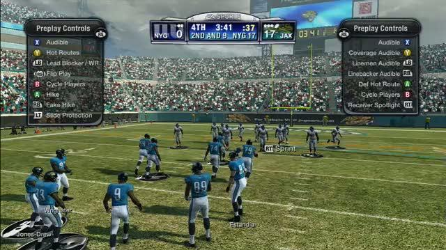Madden NFL 09 Insider Video - Masterbit Theater Madden 09 Qtr 4
