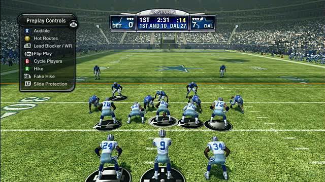 Madden NFL 09 Sports Trailer - Terrell Owens