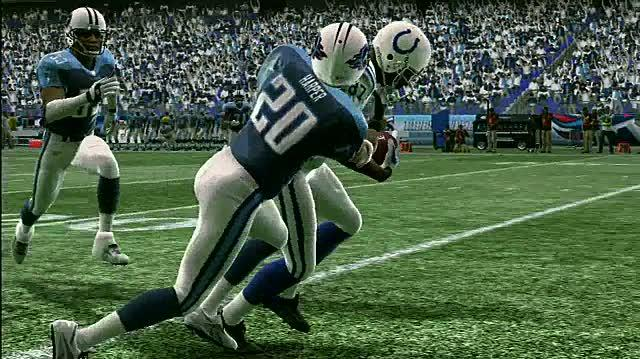 Madden NFL 09 PlayStation 3 Interview - John Madden Interview
