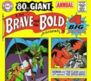 Brave and the Bold Annual Vol 1 1