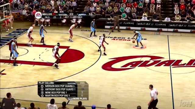 NBA Live 09 Xbox 360 Review - Video Review