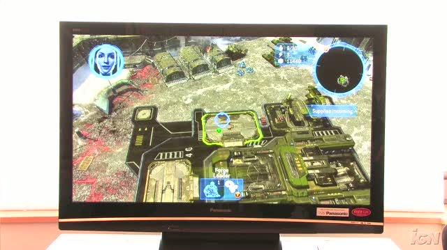 Halo Wars Xbox 360 Feature-Commentary - TGS 2008 Controls (Off-Screen Demo)