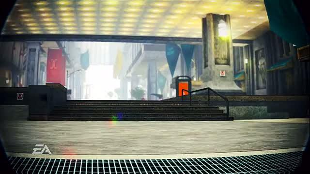 Skate 2 PlayStation 3 Trailer - The New San Vanelona